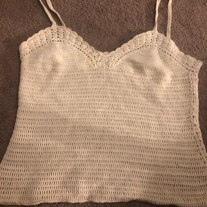 Tommy Hilfiger knitted tank top